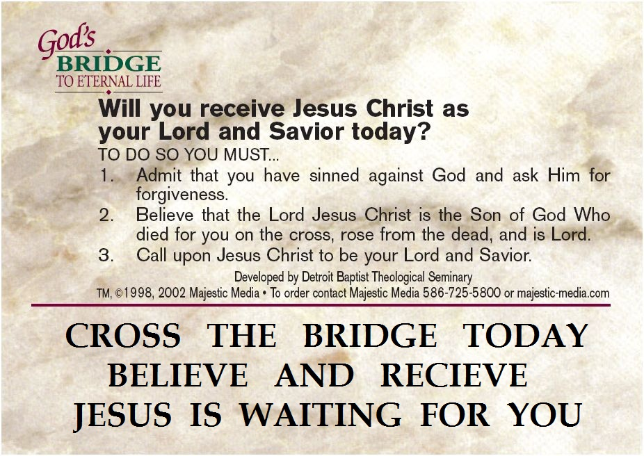 God S Bridge